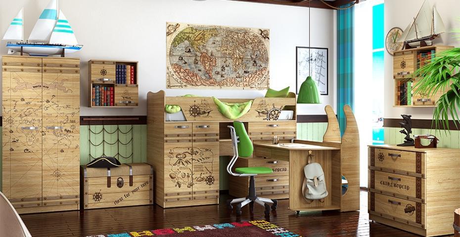 Детская комната Корсар