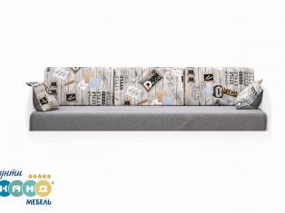 Чехол на матрас и набор подушек «Баунти КЭБ»