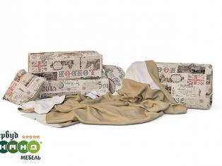 Чехол на матрас и набор подушек «Шервуд КЭШ»