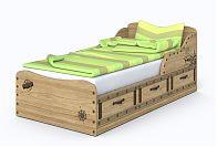 Детская кровать КОРСАР-3