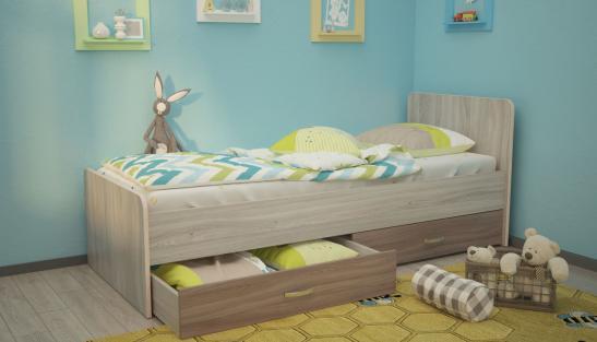 Детская кровать «Антошка»