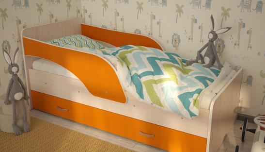 Детская кровать «Максимка
