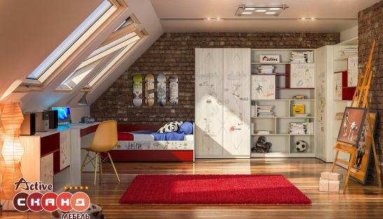 Коллекция мебели «Актив»