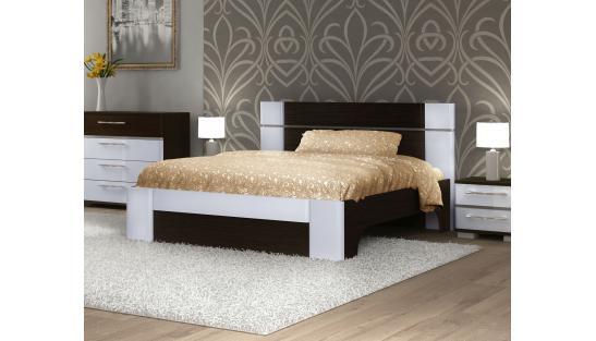 Кровать двойная с подъемным механизмом Гранд