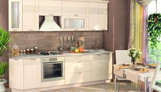 Кухонный гарнитур Софи 19 (ширина 270 см)