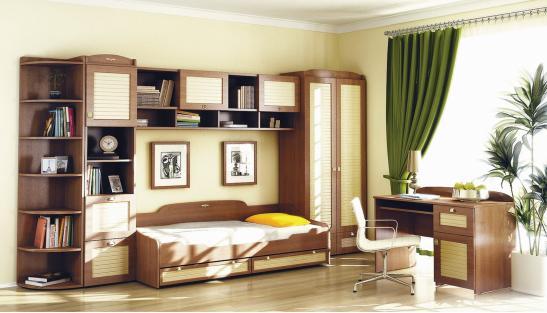 Мебель для детской Робинзон