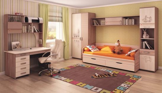 Мебель для молодежной комнаты Британия