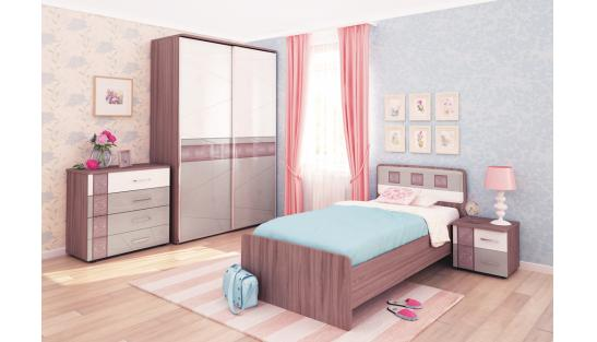 Мебель для молодежной комнаты Розали