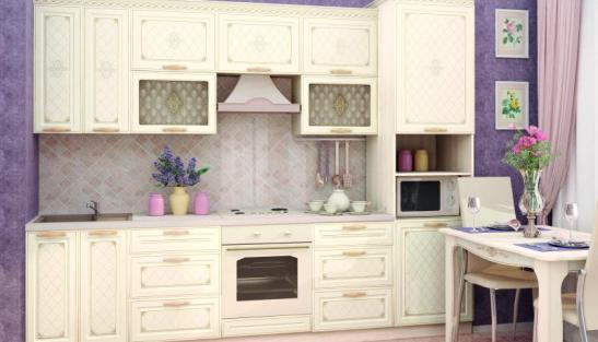 Набор мебели для кухни «Милана»