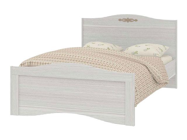 Кровать 1200 с настилом ИД 01.257а