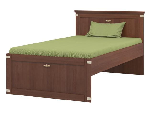Кровать 1200 с настилом ИД 01.500