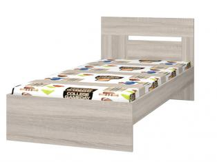 Кровать 900 с настилом ИД 01.245а