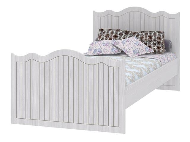 Кровать 900 с настилом ИД 01.252