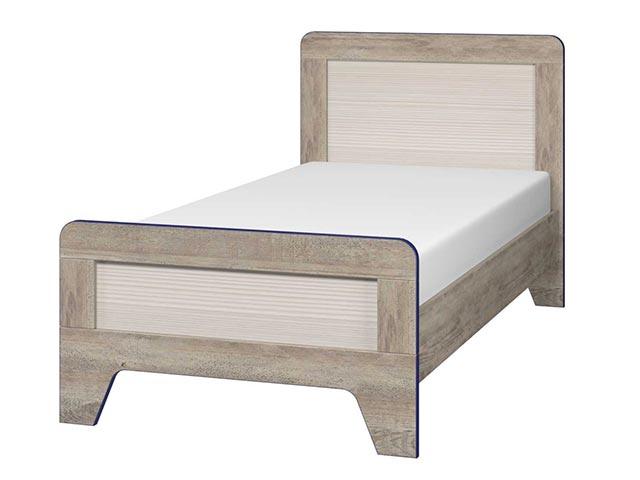 Кровать 900 с настилом ИД 01.264