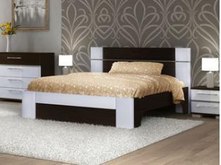 Grande кровать двойная (1400мм)