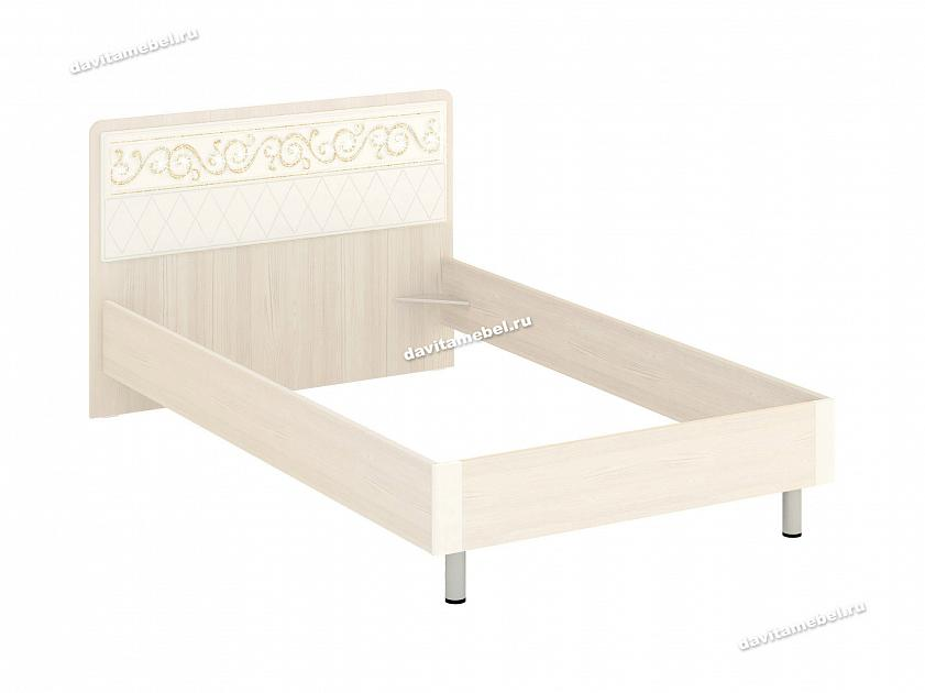 Кровать Тиффани 93.03 1280х2050х910