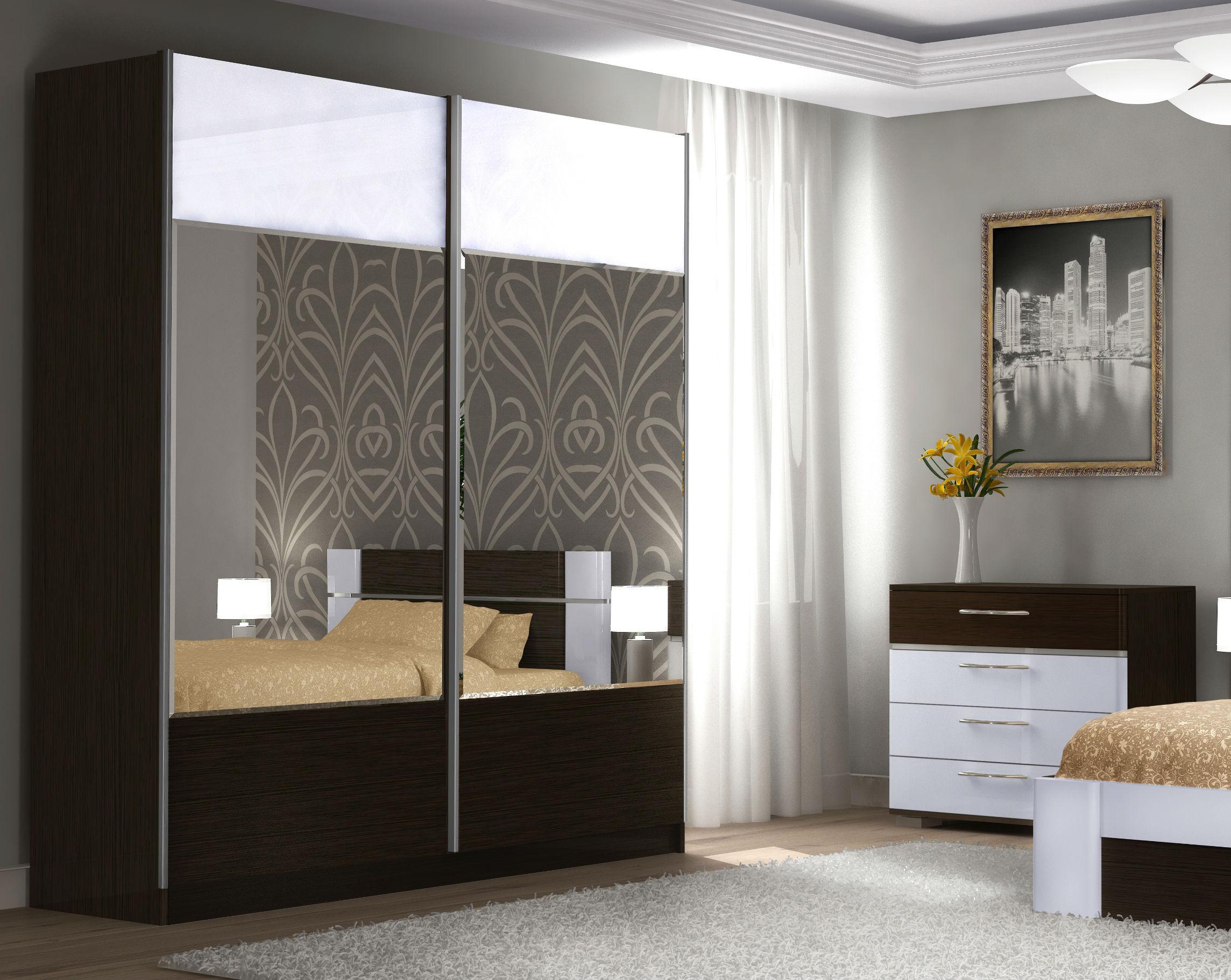 Мебель для спальни grande - мебель в омске.