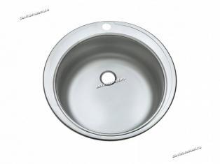 Мойка врезная круглая D 51 М3
