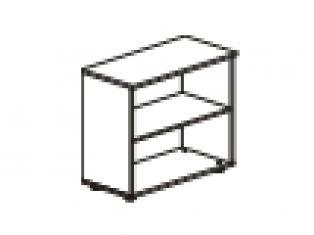 Шкаф 2 секции  70х37х75 41.32/42.32