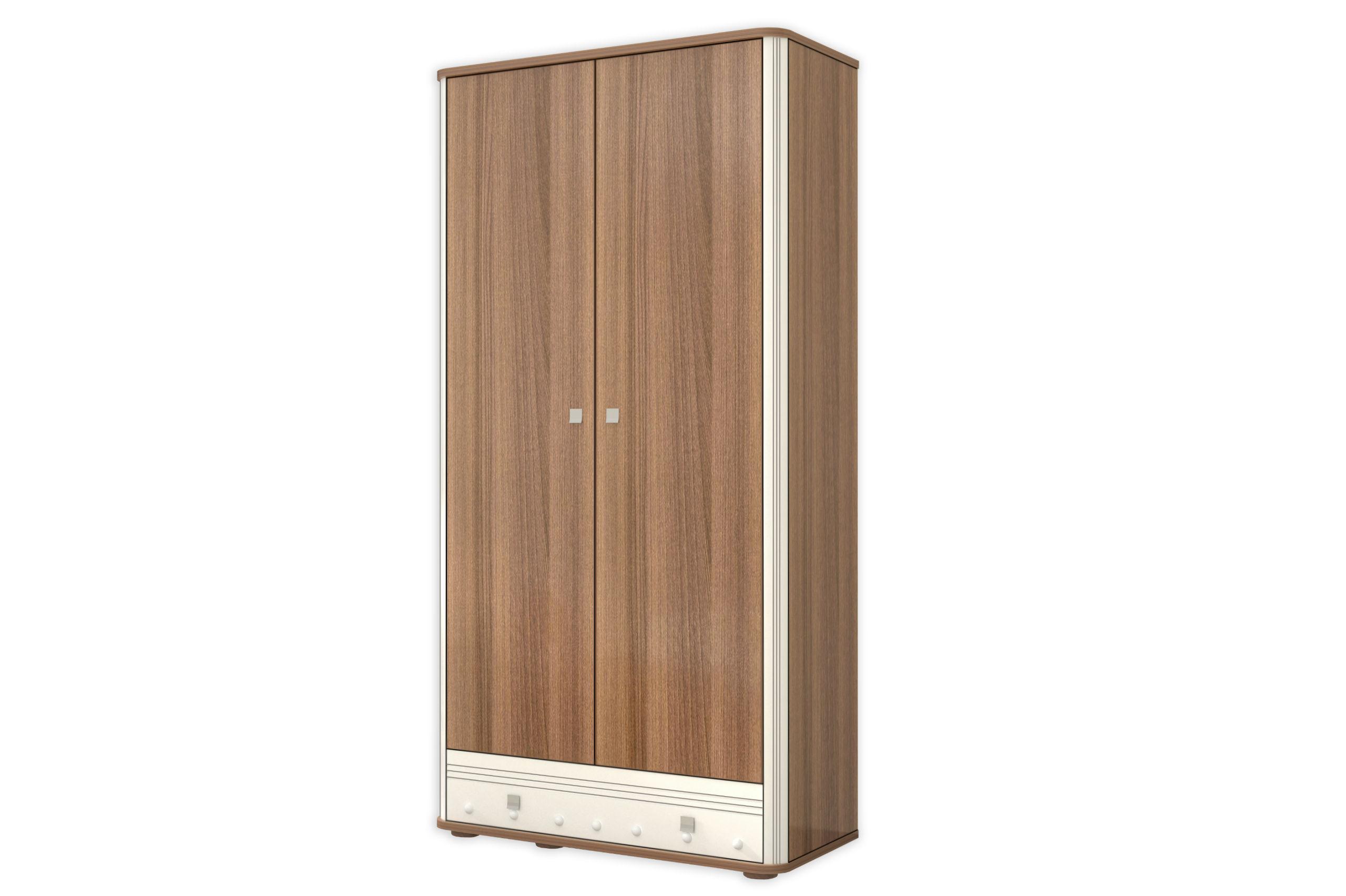 Шкаф 2-х дверный для платья