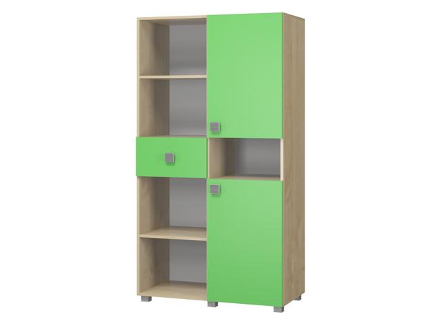 Шкаф для книг ИД 01.48