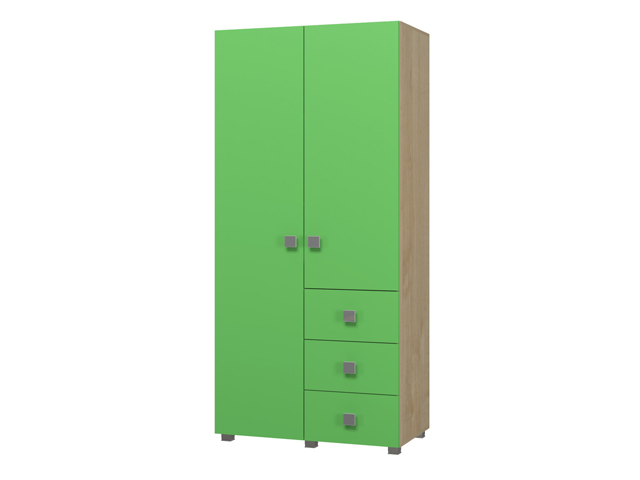 Шкаф для одежды ИД 01.364