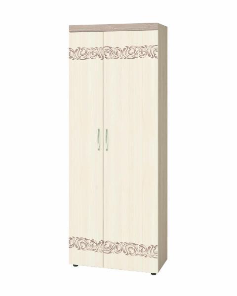 Шкаф двухдверный многофункциональный Мэри 39.02
