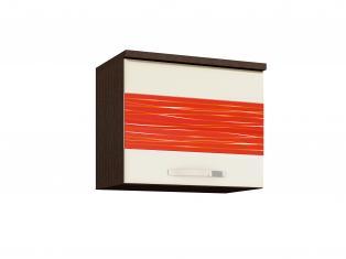 Шкаф кухонный над вытяжкой (с системой плавного закрывания)  500x320x430 09.82.1