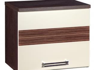 Шкаф кухонный над вытяжкой (с системой плавного закрывания) 50х32х43 16.82.1