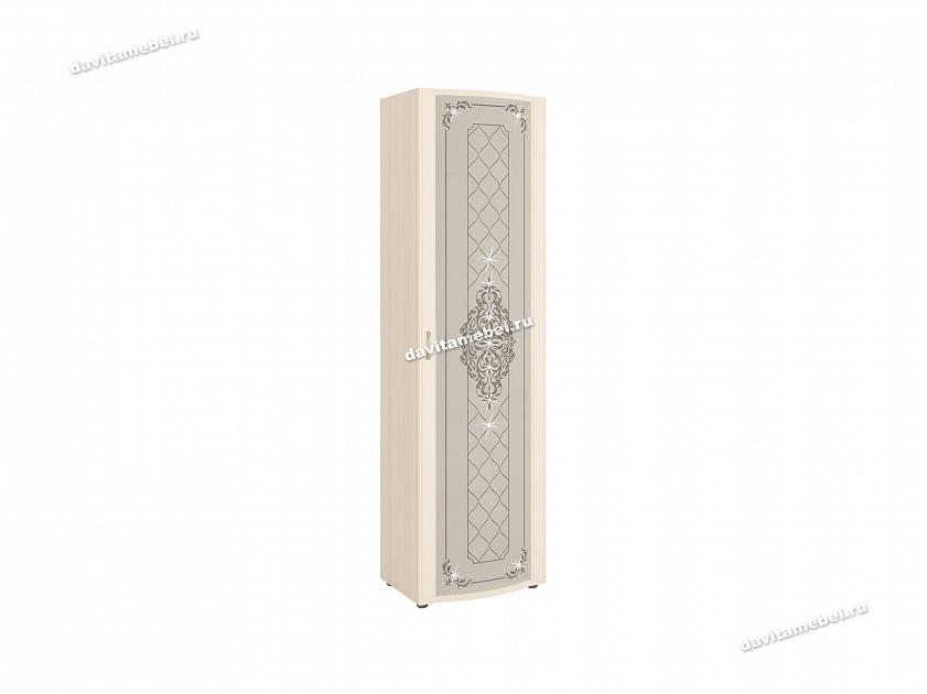 Шкаф-витрина большой (лев/прав) Александрия 31.06 600х470х2150