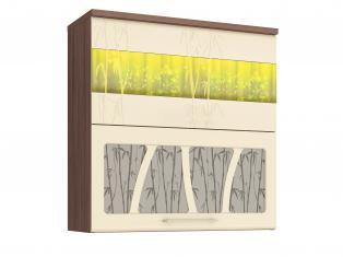 Шкаф-витрина кухонный (с системой плавного закрывания) 80х32х83 17.81.1