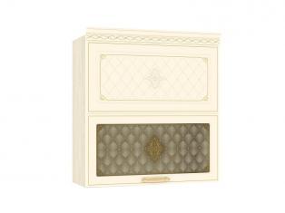 Шкаф-витрина кухонный (с системой плавного закрывания) Милана 23.81 800х320х880