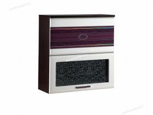 Шкаф-витрина кухонный (с системой плавного закрывания) Палермо 08.81