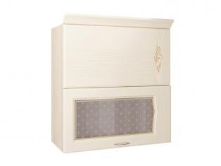 Шкаф-витрина кухонный (с системой плавного закрывания) Софи 22.81