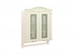 Шкаф-витрина с колоннами 71.15/72.15, 800х320х1150