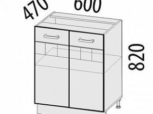 Стол 600х470х820 10.58