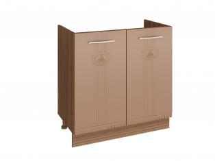 Стол кухонный под мойку 800x530x820 18.51