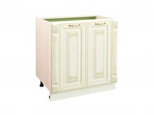 Стол кухонный с колоннами Оливия 71.62/72.62, 800х530х820