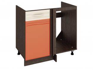 Стол под мойку угловой универсальный (без столешницы) 100х53х82 09.52