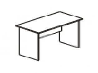 Стол рабочий  120х60х75 41.43/42.43