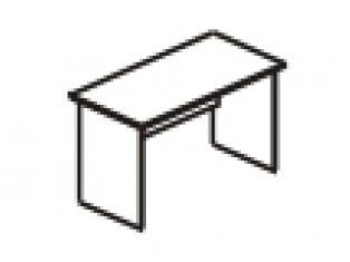 Стол рабочий  120х70х75 41.41/42.41