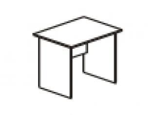 Стол рабочий  80х60х75 41.44/42.44