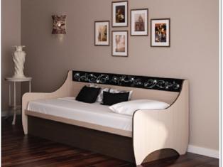 Вега 9 Кровать с подъемным механизмом, спальное место 900х2000