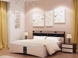 Вега 91 Кровать 160