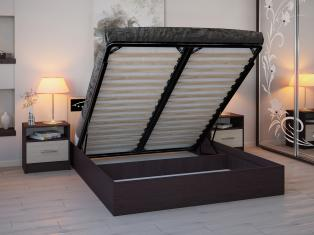 Вега 92 Кровать с подъемным механизмом